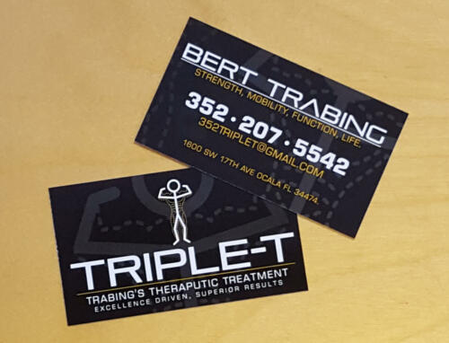Triple-T-Business Cards